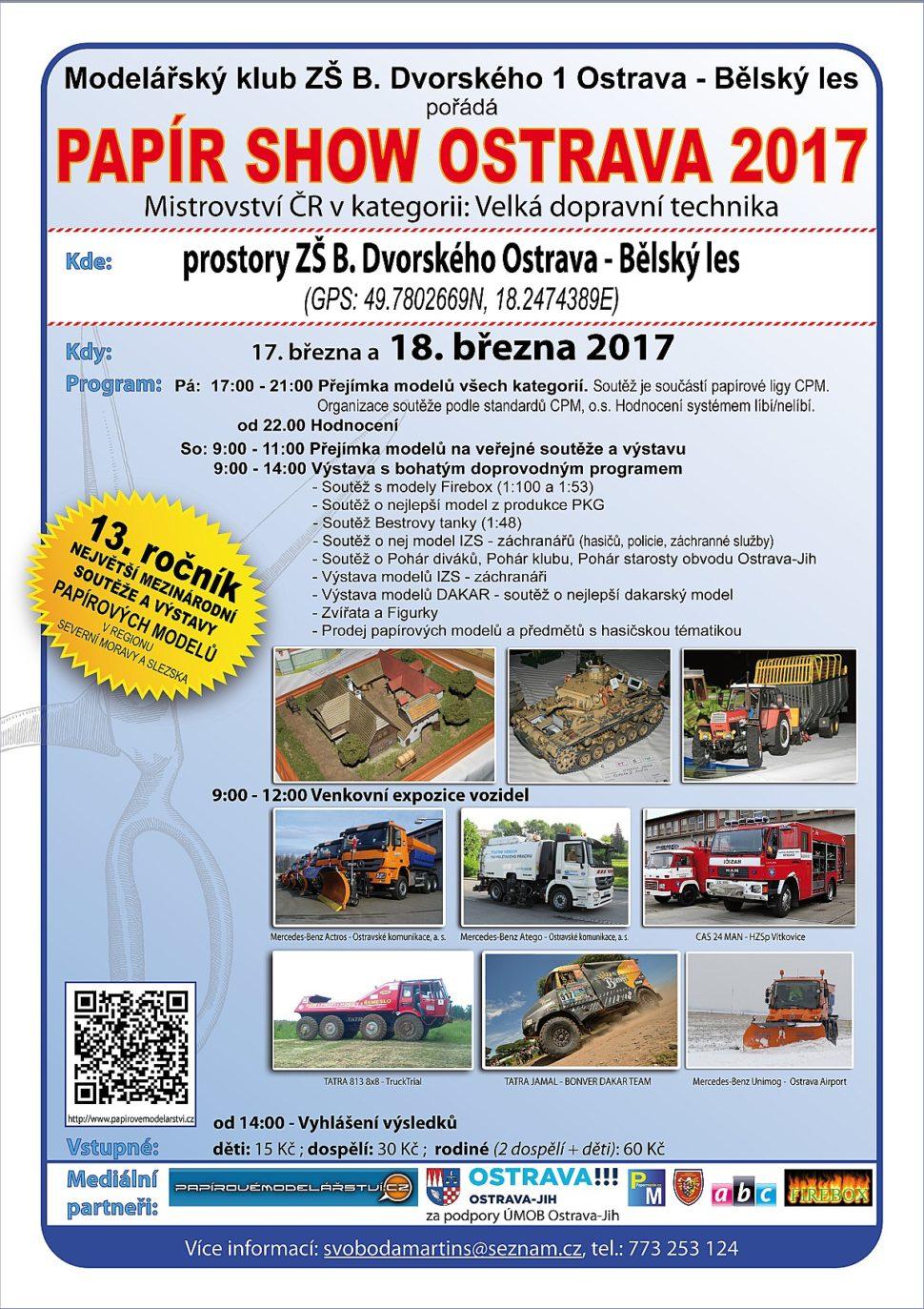 Papír show Ostrava 2017