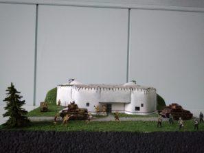 pěchotní srub (2)