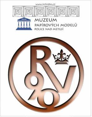 """Výstava unikátních """"bílých modelů"""" připomene životní jubileum papírového krále Richarda Vyškovského. V expozici Muzea od 1. 4. 2019."""