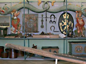 Expozice v klášteře