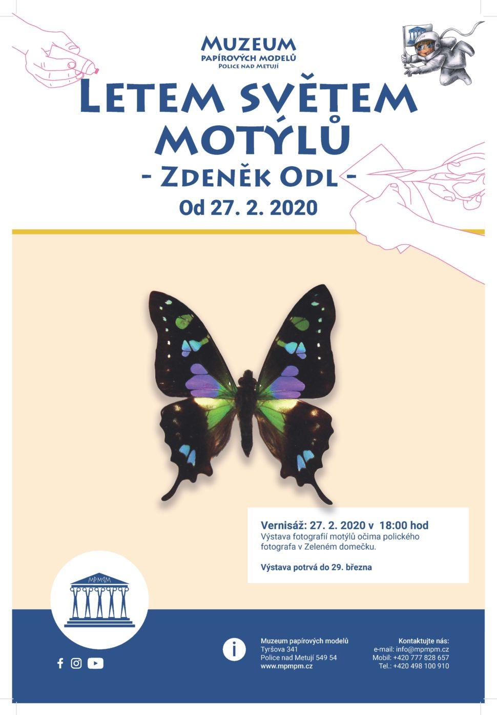 Odl - motýli