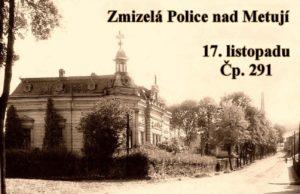 Zmizelá Police